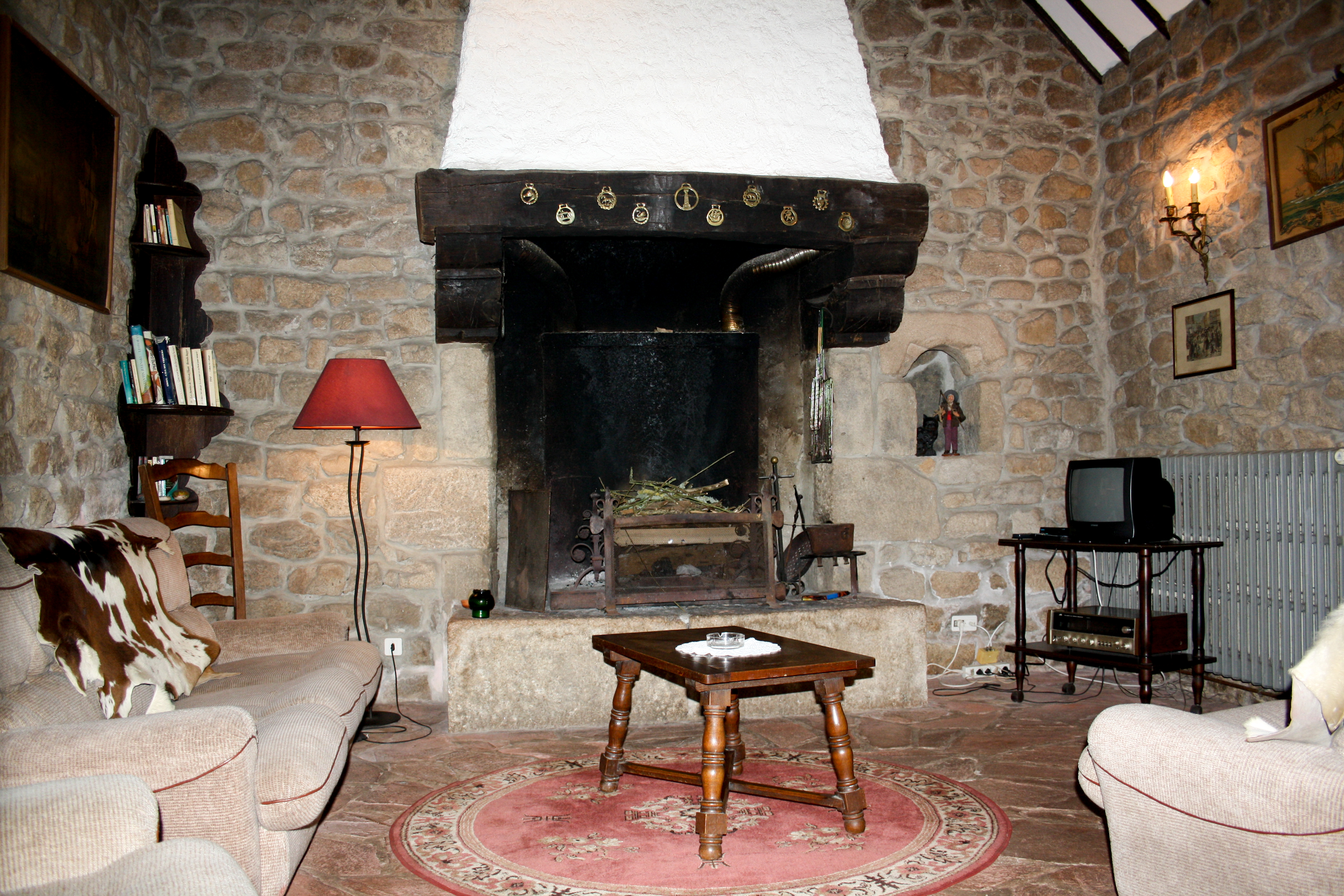 Gite La Grange pour 3 personnes à Hennebont, Morbihan, Bretagne Sud